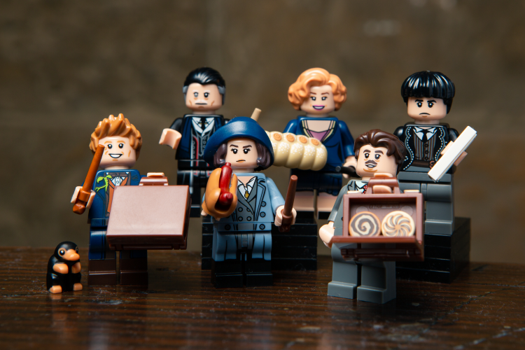 Fantastic Beasts LEGO Minifigure Series