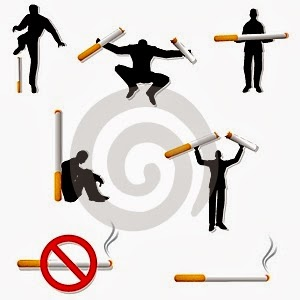 Kick Out Smoking. It's Time To Go Out!