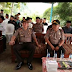 Kapolres Purwakarta Sosialisasikan Program Blue Light Patroli