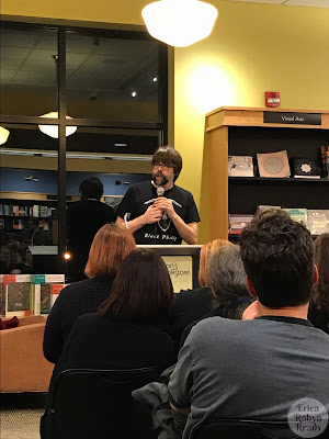 Joe Hill book talk