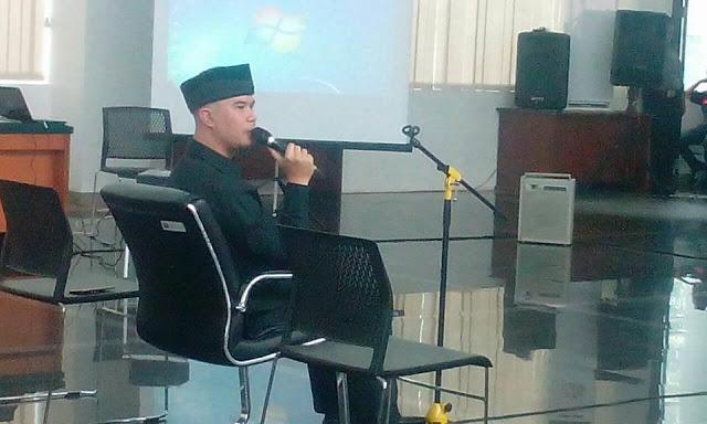 Jadi Saksi di Persidangan, Dhani: Buni Yani Tidak Bersalah, Ibarat Meneriaki Maling Malah Dia yang Ditangkap