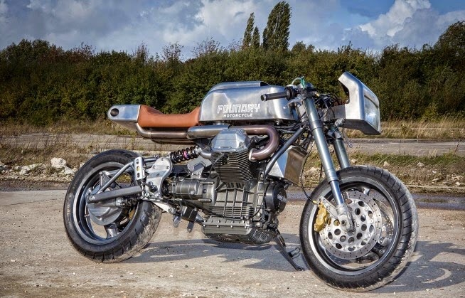 By Foundry Motorcycle, UK