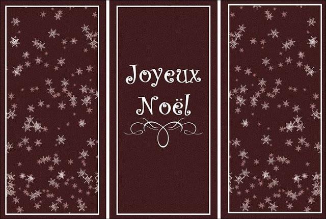 Montage photo Joyeux Noël Fêtes Cadeaux
