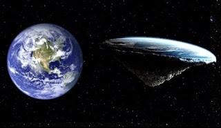 La Tierra plana o redonda