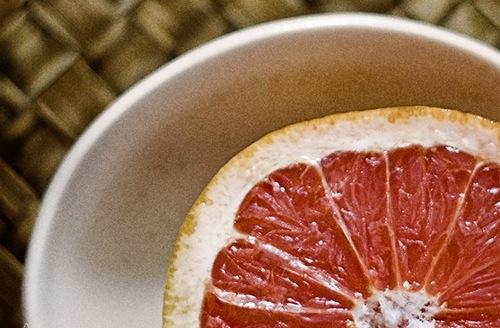 Eating Fabulously, Christopher Stewart, Grapefruit Rosemary Vinaigrette, recipe