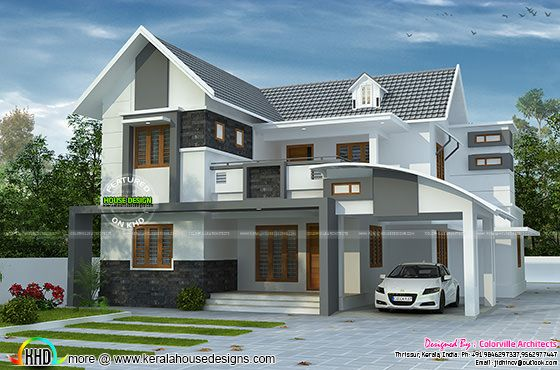 June 2016 kerala home design and floor plans for 720 sq ft house design in india