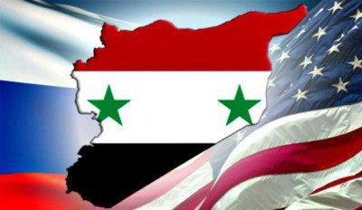 "Rusia dan AS ""Main Mata"" di Suriah"