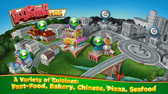 Kitchen Fever Apk+Data Free on Android Game Download