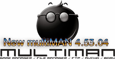 New multiMAN 4 53 04 - Consoleinfo