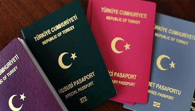 الحكومة التركية تمنح الجنسية التركية للطلاب السوريين