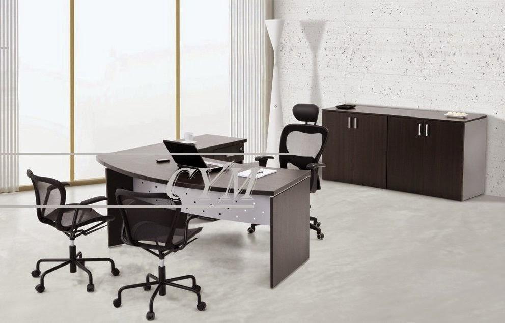 Muebles de oficina for Muebles de oficina wengue