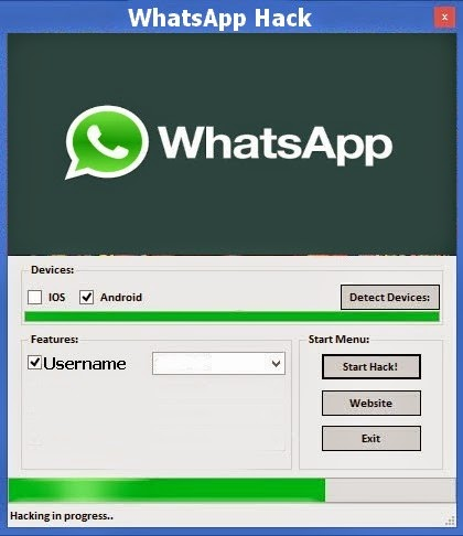 WhatsApp Hack No Password ~ Unforced Best Hacks