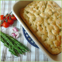 How to make No-Knead Rosemary and Garlic Focaccia