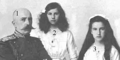 famille impériale russe