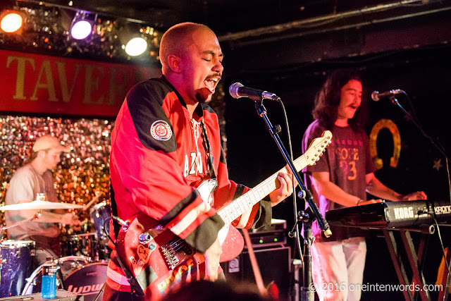 Bootleg Rascal at The Horseshoe Tavern in Toronto, April 29 2016 Photos by John at One In Ten Words oneintenwords.com toronto indie alternative live music blog concert photography pictures