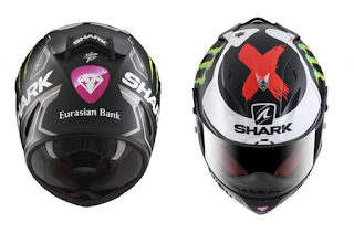 Helm Shark Replika Jorge Lorenzo Race R-Pro