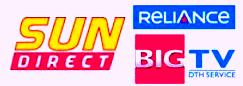 Cable digitization india and with digitalization of cable reliance big tv sold out to sun hd dth