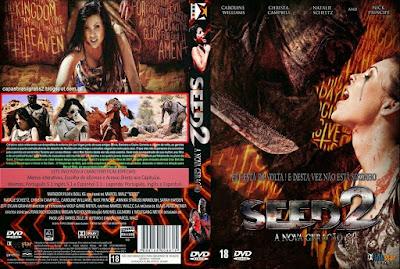 Filme Seed 2 - A Nova Geração DVD Capa