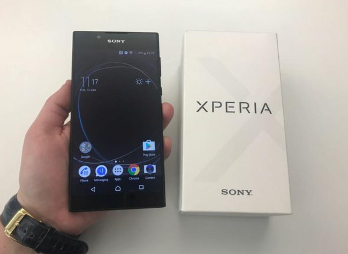 MobilExperten: Sony Xperia L1. Bra budgetmobil i större ...