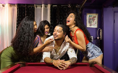 Άντρας παντρεμένος με τρεις γυναίκες εξηγεί πώς τις ικανοποιεί ερωτικά.(ΦΩΤΟ)