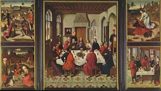 Dieric Bouts ~ Estilo Gótico ~ Gênios da Pintura