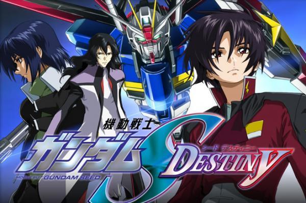 Gundam Seed Destiny Sub Indo