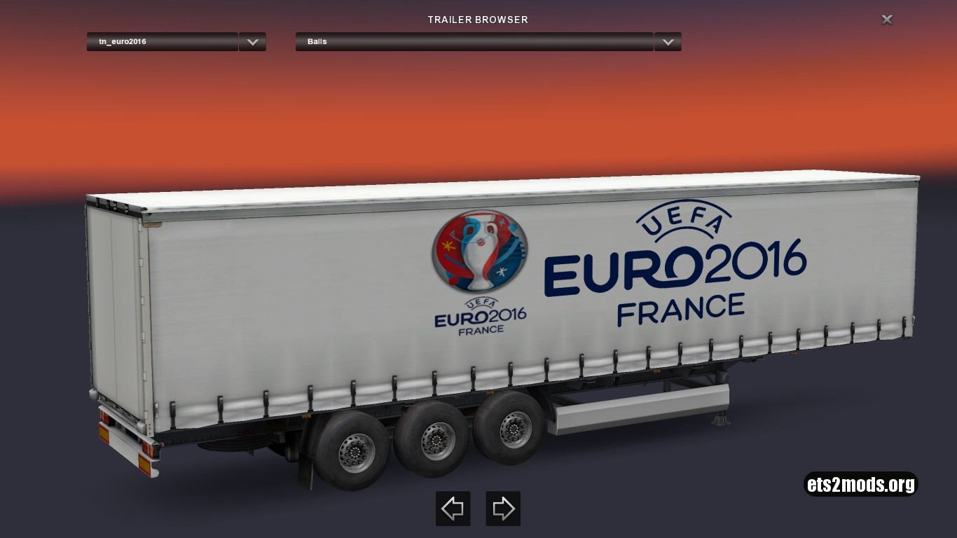 Combo Skin for Euro 2016