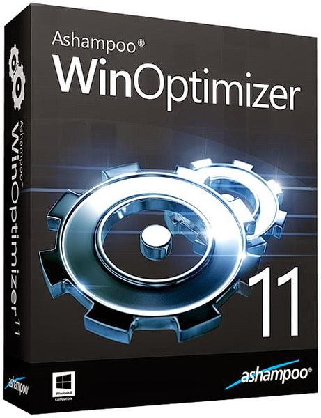 Download Ashampoo WinOptimizer 2014 + Serial