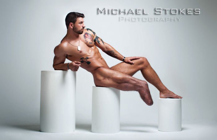 Michael Stokes -Bare Strenght