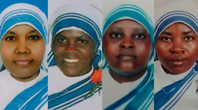 Missionaries of Charity Martyrs
