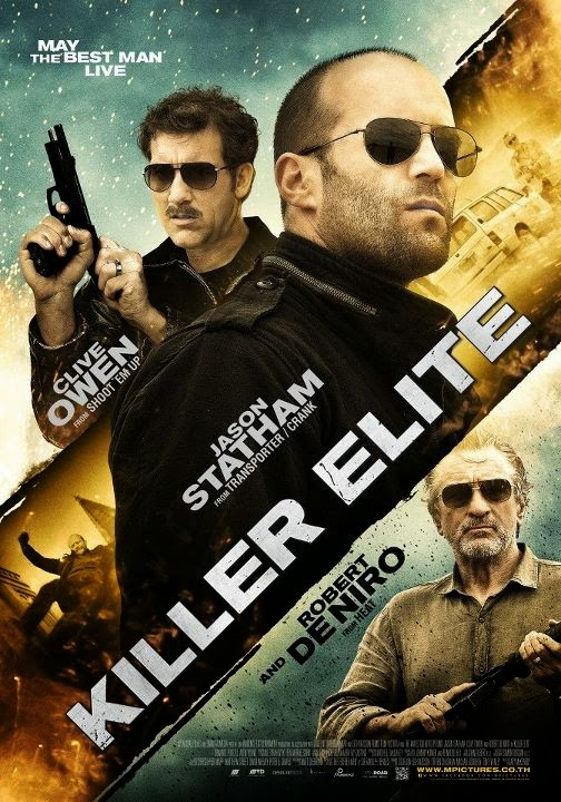 Killer Elite (2011) ταινιες online seires oipeirates greek subs