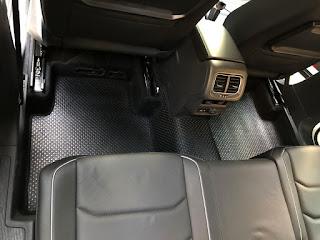 Thảm lót sàn Volkswagen Tiguan Allspace