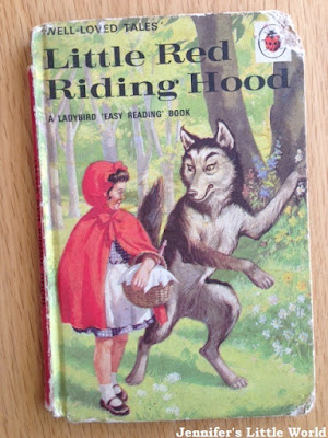 Ladybird Well Loved Tales - Little Red Riding Hood