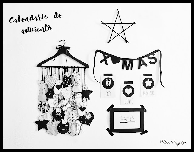advent calendar calendario adviento
