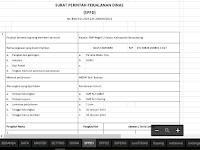 Download Aplikasi Cetak Surat Sekolah OTOMATIS !!!