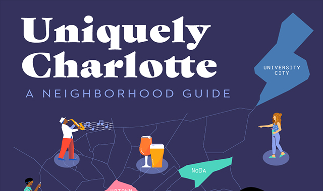 Uniquely Charlotte A NEIGHBORHOOD GUIDE