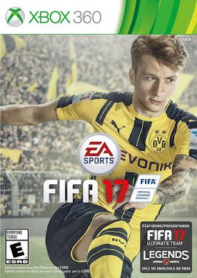 FIFA 17 XBOX360 free download full version