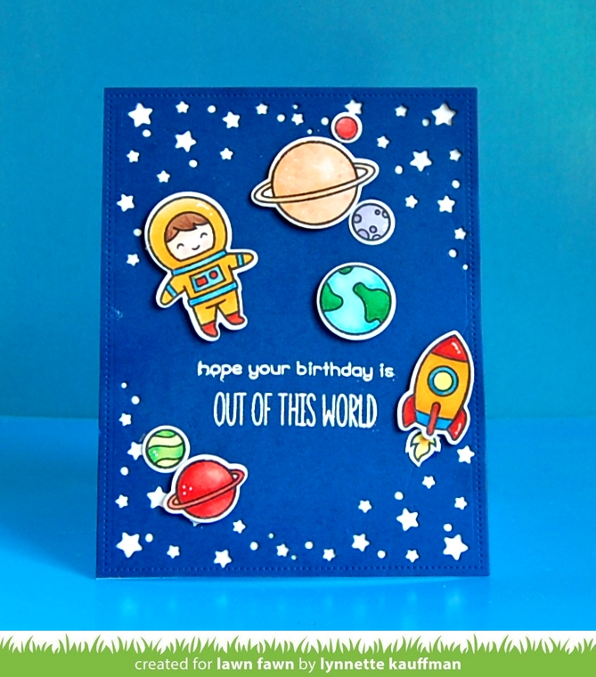 The lawn fawn blog lawn fawn intro out of this world for Out of this world design