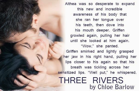 Blog Tour: Three Rivers by Chloe T. Barlow