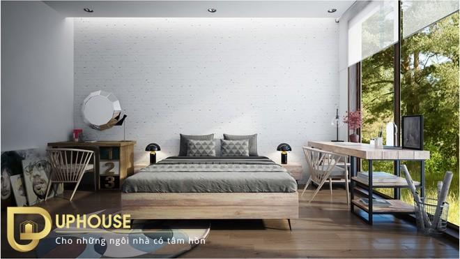 8 cách bố trí phòng ngủ theo phong thủy 04
