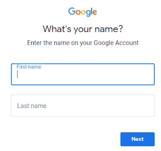 find gmail account details