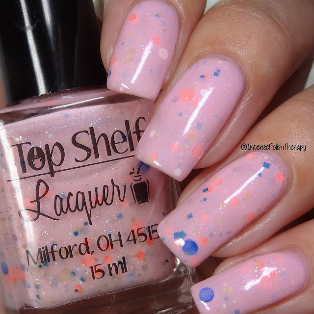 Top Shelf Lacquer Beach Bunny
