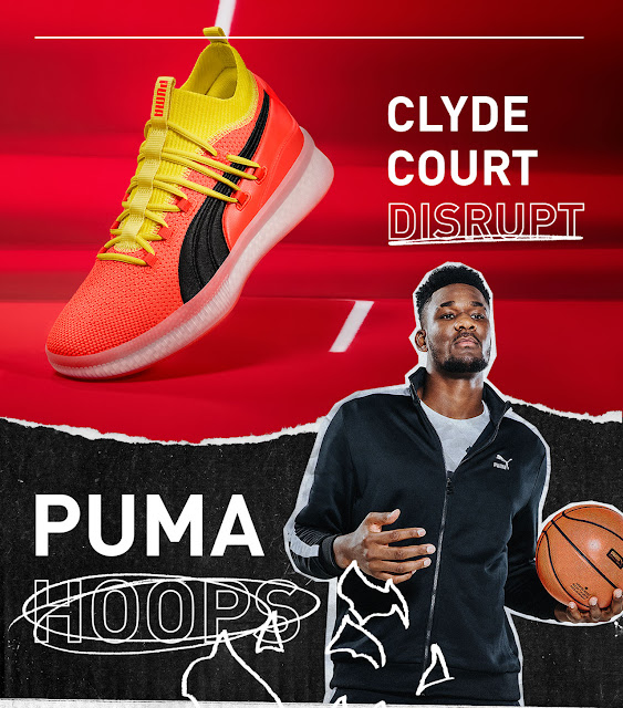 Clyde Court Disrupt Basketball Shoes