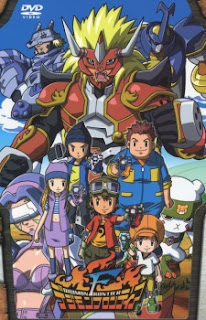 Digimon Frontier Episode 01-50 [END] MP4 Subtitle Indonesia