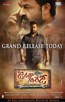 Mohanlal, N. T. Rama Rao Jr., Samantha Ruth Prabhu, Nithya Menen 2016 Movie Janatha Garage is second ranked in list of top 10 Highest Grossing Telugu movies of all time at the box office collection