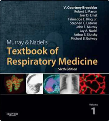 Murray & Nadel's Textbook of Respiratory Medicine 6th