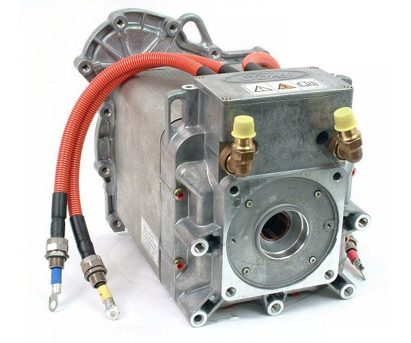 Ac Motor For Electric Car