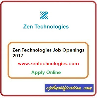 Zen Technologies Hiring Freshers Software Engineer Trainee Jobs in Hyderabad Apply Online