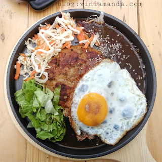 Daebak Korean Food Express Renon Bali