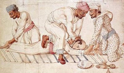 প্রাচীন ভারতের কলঙ্কজনক অধ্যায়